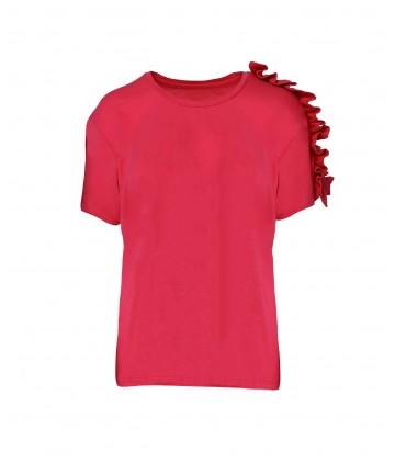 """Tricou Roz """"Laila"""""""