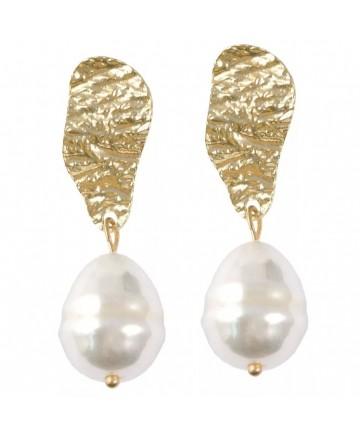 "Cercei ""The wrinkle pearl"""