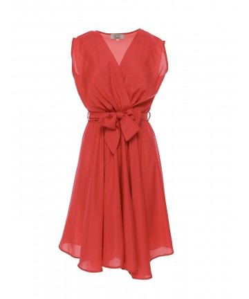 """Rochie coral """"Florence"""""""