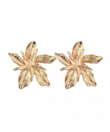 Cercei Gold Flower