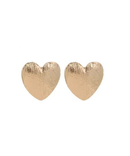 Cercei Gold Hearts