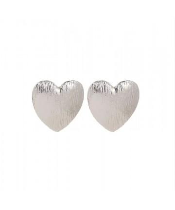 Cercei Silver Hearts