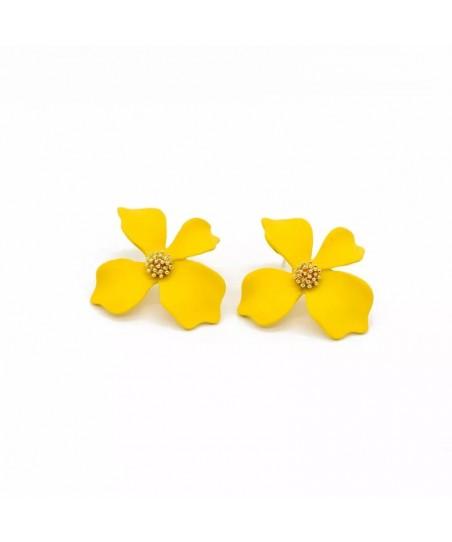 Cercei Yellow Flowers